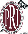 Professional Ringmen's Institute logo